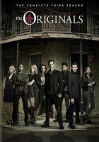 Cover image for The originals. Season 3, Complete [videorecording DVD]