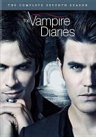 Cover image for The vampire diaries. Season 7, Complete [videorecording DVD] / warner Home Video.