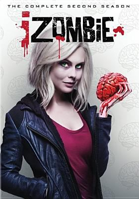 Cover image for iZombie. Season 2, Complete [videorecording DVD]