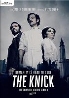 Cover image for The knick. Season 2, Complete [videorecording DVD]