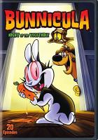 Cover image for Bunnicula. Season 1, part 1 [videorecording DVD] : Night of the vegetable