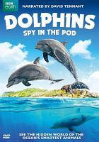 Imagen de portada para Dolphins [videorecording DVD] : spy in the pod