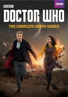 Cover image for Doctor Who. Season 9, Complete [videorecording DVD]