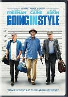 Cover image for Going in style [videorecording DVD]