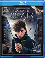 Cover image for Fantastic beasts and where to find them [videorecording Blu-ray]