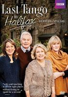 Cover image for Last tango in Halifax [videorecording DVD] : holiday special