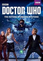Cover image for Doctor Who [videorecording DVD] : The return of Doctor Mysterio