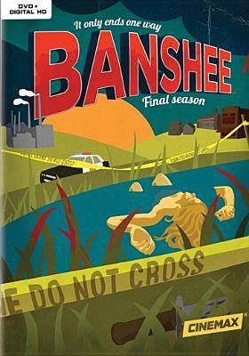 Cover image for Banshee. Season 4, Complete [videorecording DVD]