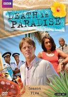 Cover image for Death in paradise. Season 5, Complete [videorecording DVD]