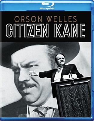 Cover image for Citizen Kane [videorecording Blu-ray]