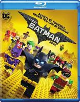 Cover image for The Lego Batman movie [videorecording Blu-ray]