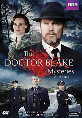 Cover image for The Doctor Blake mysteries. Season 3, Complete [videorecording DVD].