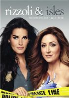 Cover image for Rizzoli & Isles. Season 7, Complete and final [videorecording DVD]