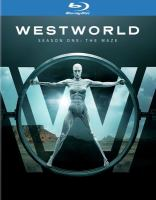 Cover image for Westworld. Season 1, Complete [videorecording Blu-ray] : the maze