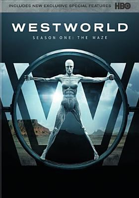 Cover image for Westworld. Season 1, Complete [videorecording DVD] : the maze