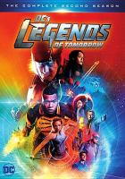 Cover image for DC's Legends of tomorrow. Season 2, Complete [videorecording DVD]