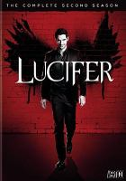 Cover image for Lucifer. Season 2, Complete [videorecording DVD].