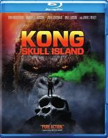 Cover image for Kong : Skull Island [videorecording Blu-ray]