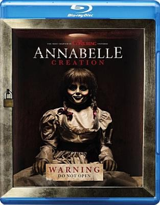 Cover image for Annabelle. Creation [videorecording Blu-ray]