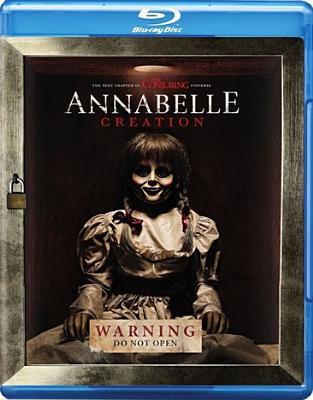Imagen de portada para Annabelle. Creation [videorecording Blu-ray]
