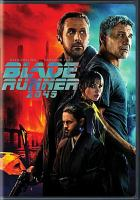 Cover image for Blade runner 2049 [videorecording DVD]
