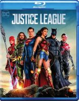 Cover image for Justice League [videorecording Blu-ray] (Ben Affleck version)