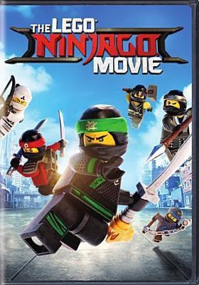 Cover image for The LEGO Ninjago movie [videorecording DVD]