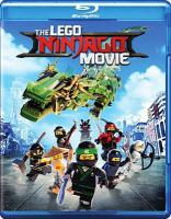 Cover image for The LEGO Ninjago movie [videorecording Blu-ray]