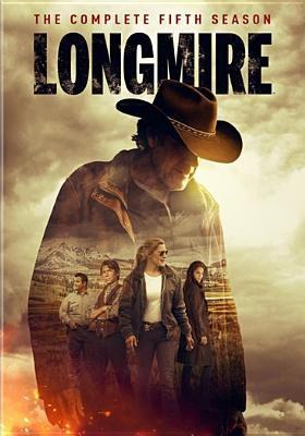 Cover image for Longmire. Season 5, Complete [videorecording DVD].