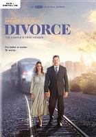 Cover image for Divorce. Season 1, Complete [videorecording DVD]