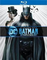 Imagen de portada para Batman [videorecording Blu-ray] : Gotham by gaslight