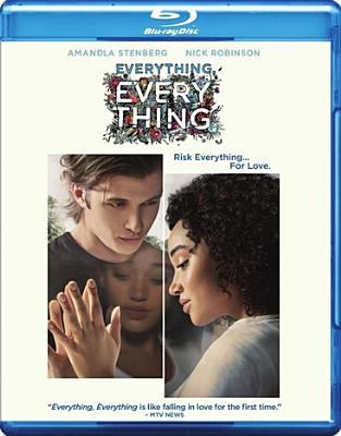 Cover image for Everything, everything [videorecording Blu-ray]