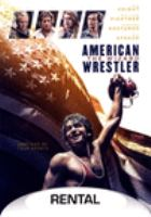 Cover image for American wrestler [videorecording DVD] : the wizard