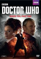 Cover image for Doctor Who. Series 10, part 2 [videorecording DVD] (Peter Capaldi)