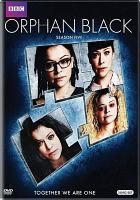 Cover image for Orphan black. Season 5, Complete [videorecording DVD]