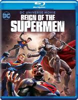 Cover image for Reign of the supermen [videorecording Blu-ray] (Animated)
