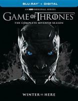 Cover image for Game of thrones. Season 7, Complete [videorecording Blu-ray]