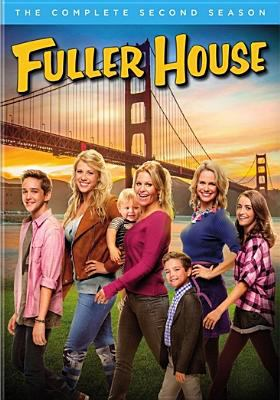 Cover image for Fuller house. Season 2, Complete [videorecording DVD]