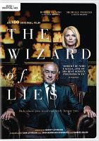 Cover image for The wizard of lies [videorecording DVD]