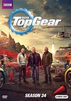 Imagen de portada para Top gear. Season 24, Complete [videorecording DVD].