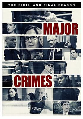 Imagen de portada para Major crimes. Season 6, Complete [videorecording DVD]