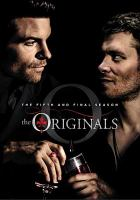 Cover image for The originals. Season 5, Complete [videorecording DVD].