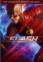 Cover image for The Flash. Season 4, Complete [videorecording DVD].