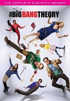 Cover image for The big bang theory. Season 11, Complete [videorecording DVD]