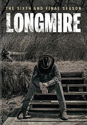 Cover image for Longmire. Season 6, Complete and final season [videorecording DVD]
