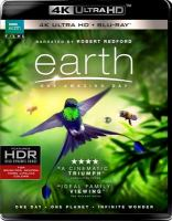 Cover image for Earth [videorecording Blu-ray] : one amazing day