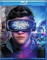 Imagen de portada para Ready player one [videorecording Blu-ray]