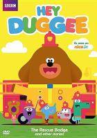 Cover image for Hey Duggee [videorecording DVD] : the rescue badge and other stories.