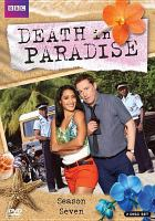 Cover image for Death in paradise. Season 7, Complete [videorecording DVD]