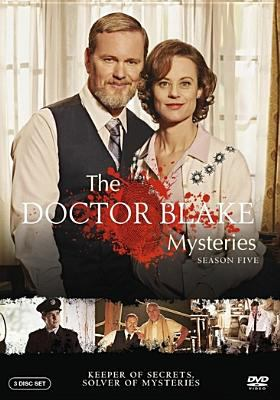 Cover image for The Doctor Blake mysteries. Season 5, Complete [videorecording DVD]